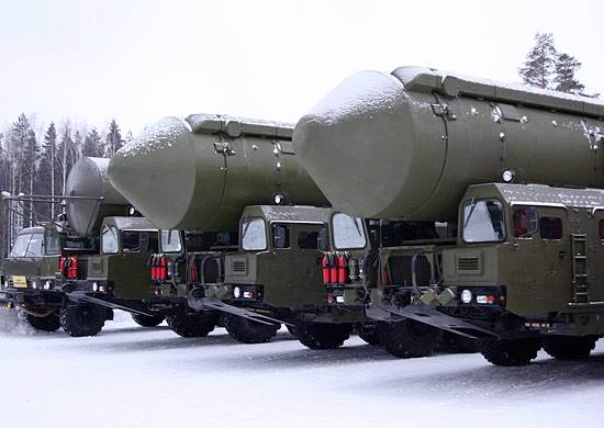 Volumes of supplies of engineering equipment in the Strategic Missile Forces increased by 2 times