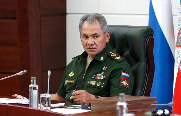 Shoigu: NATO is working on the use of nuclear weapons on the eastern flank