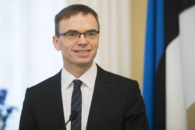 Estónia fornecerá assistência financeira à Ucrânia