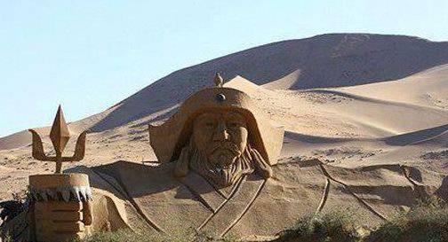 साम्राज्य का संस्थापक