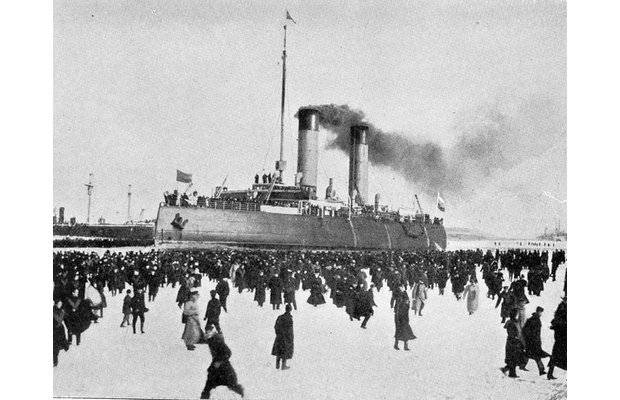 """Ermak"" - the world's first Arctic icebreaker"