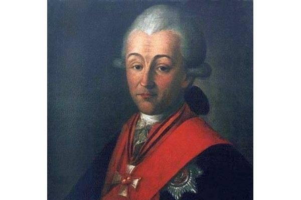 亚历山大苏沃洛夫。 军事生涯的开始