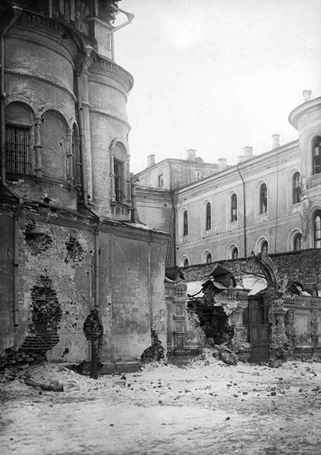 Bolşevikler Kremlin'i nasıl aldı?