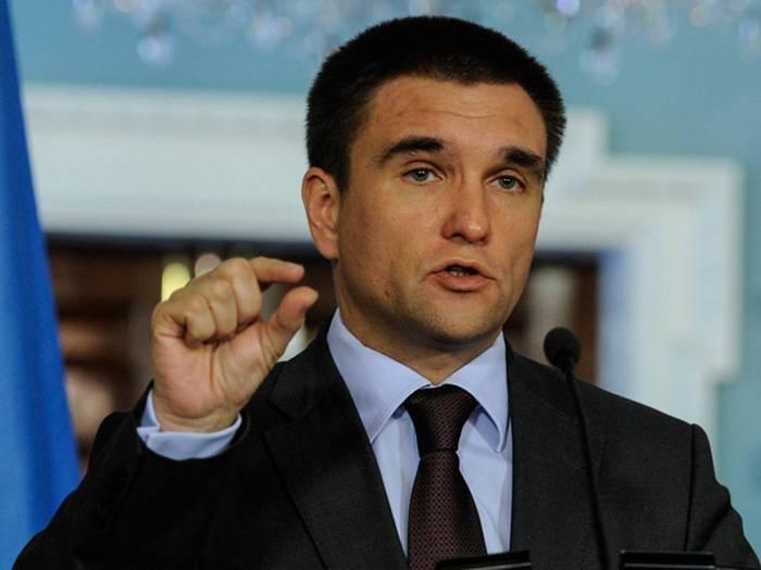 A Ucrânia concordou com os Estados Unidos os principais pontos do projeto de resolução sobre as forças de paz no Donbass