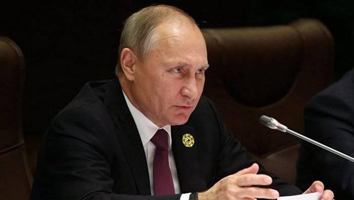普京:俄罗斯媒体在美国的压迫将会反映出来