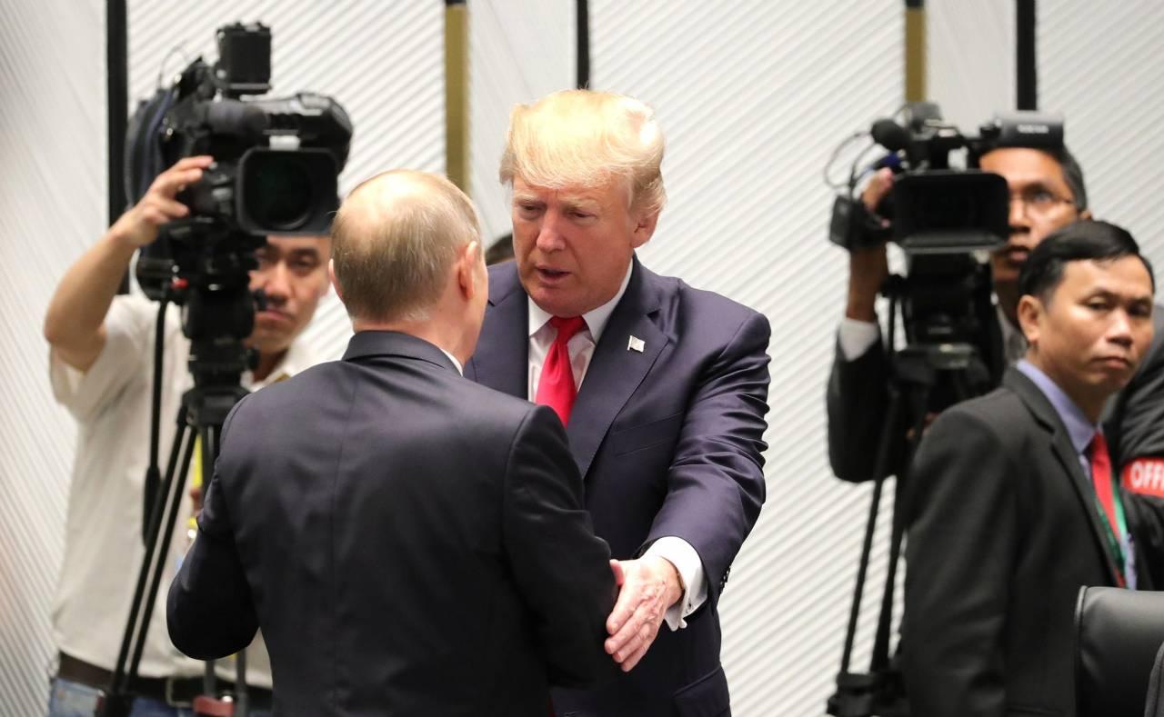 Трамп— задружбу сРоссией (1)
