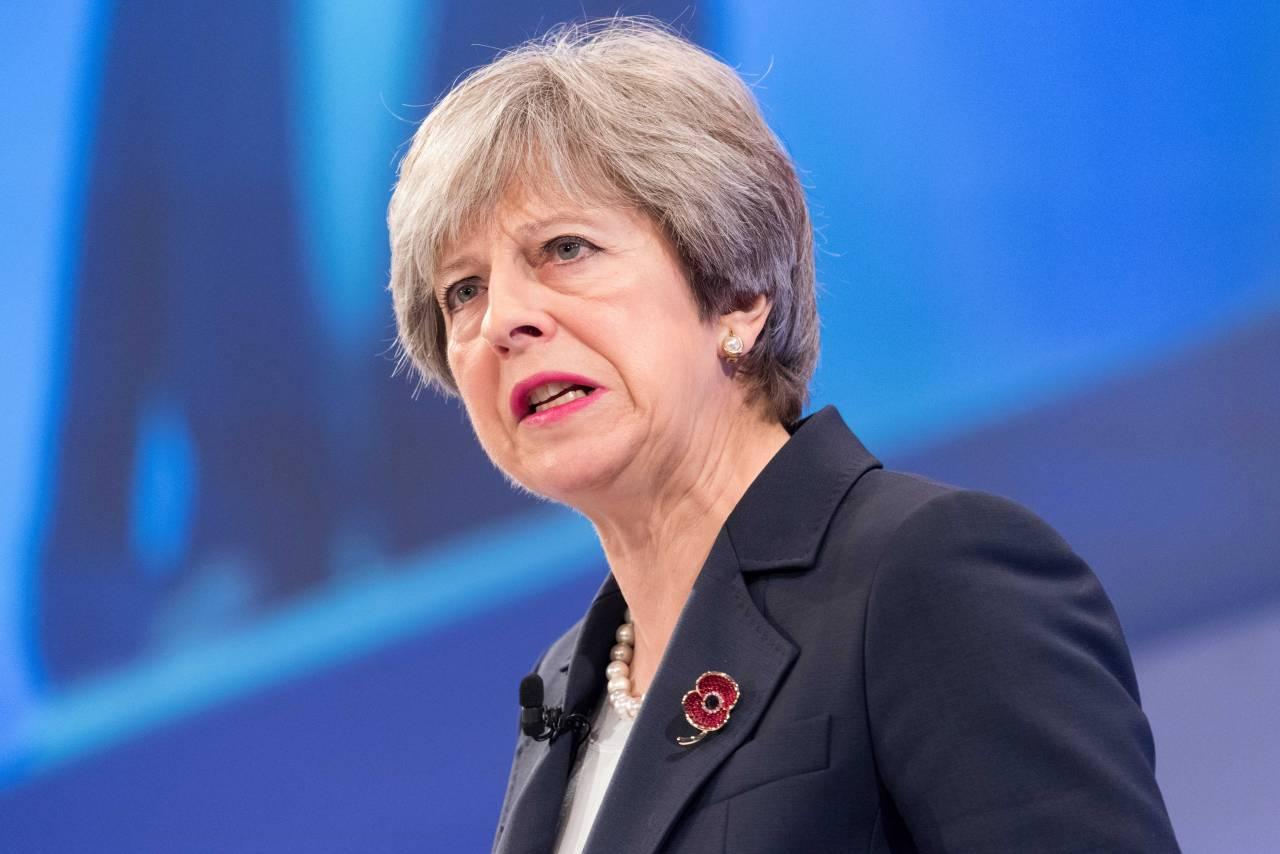 Мэй: Англия желает продуктивных отношений сРоссией