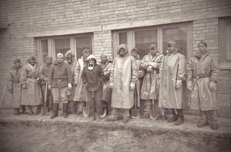 День войск радиационной, химической ибиологической защиты РФ