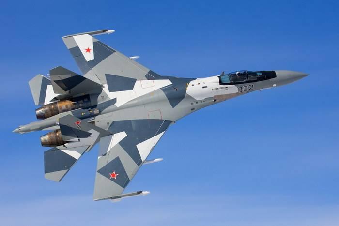 Ростех: Су-35 уже обладает искусственным интелектом