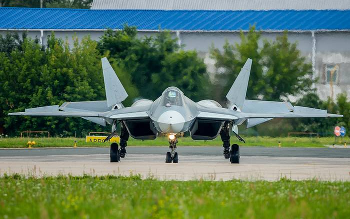 Rostec: tests of the new engine for the Su-57 are on schedule