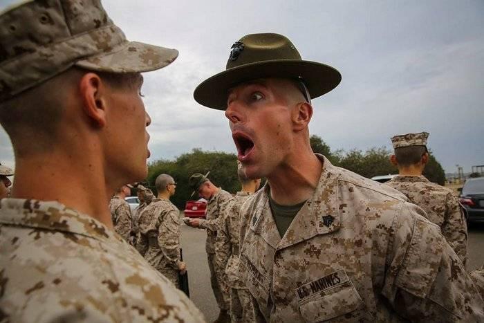 媒体:在美国,军队可以为精神问题的人提供服务