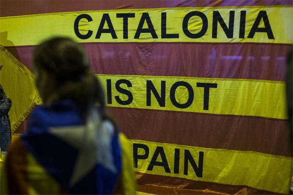 Madrid: Russian social networks are to blame for fueling the Catalan issue