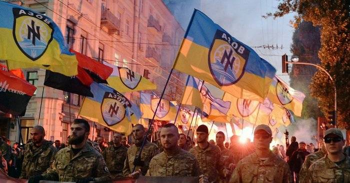 "Spiegel: ""Azov"" wanted to ""conquer Europe"" with the help of local radicals"