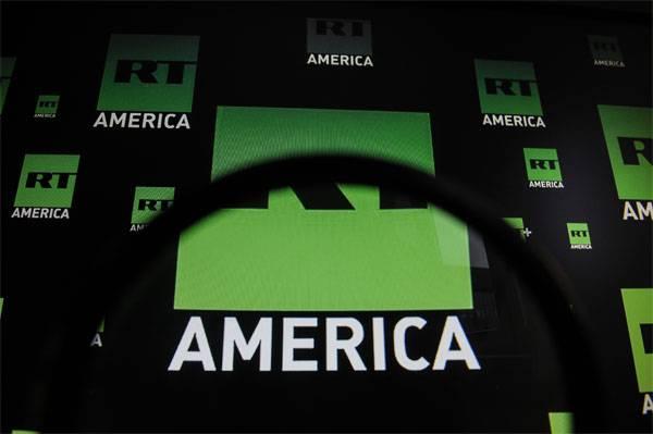 Aux États-Unis, RT est répertorié comme «agent étranger»