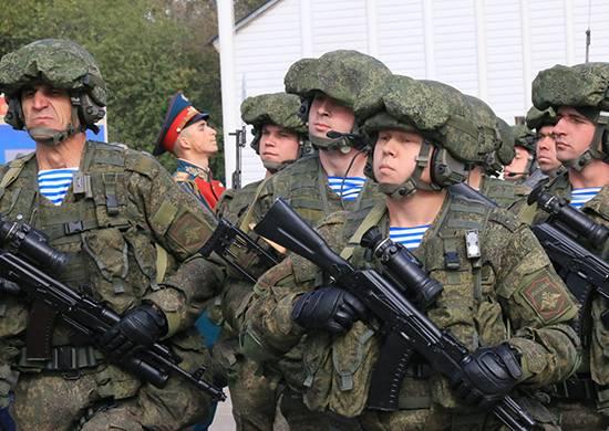 Tajikistan begins anti-terrorism exercise of the CSTO forces