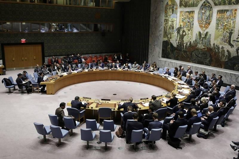 러시아, 중국, 볼리비아, 베네수엘라 유엔 회의 불참