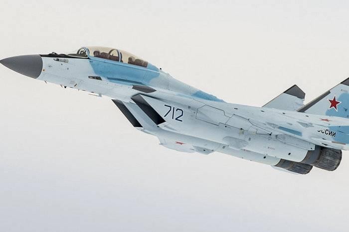 MiG-35 erhält eine Fernwaffe