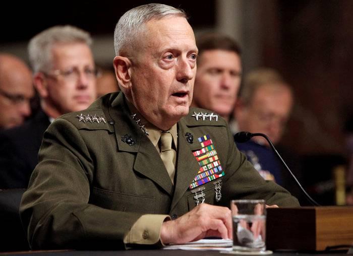 O chefe do Pentágono chamou um exercício de rotina com três porta-aviões ao largo da costa da RPDC