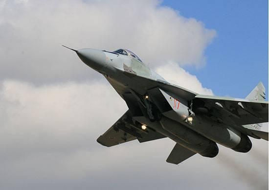 Ausbildung der Luftwaffe und Luftverteidigung des südlichen Distrikts in Armenien