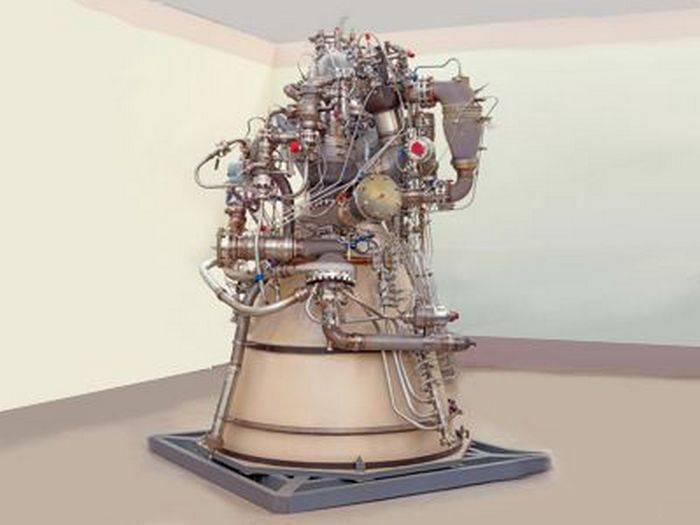 Roscosmos announced the development of an oxygen-methane rocket engine