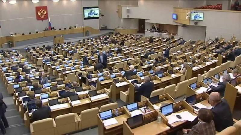 国家杜马代表支持对外国媒体的修正案