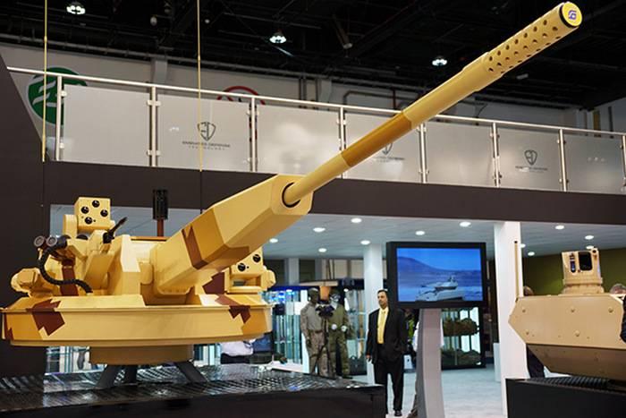 РФ ведет предконтрактную работу по поставкам 57-мм боевого модуля странам Ближнего Востока