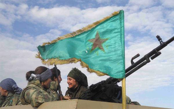 So who really supports the Kurds in Syria and Syria itself?