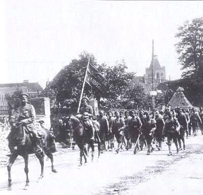 TVD İkinci Yurtsever. 1917 yılı. 2'in bir parçası