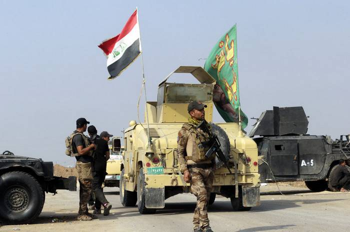 Iraq launched an operation to free the last stronghold of the IG *