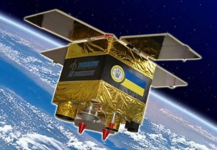 "Kiev promised to launch the first Ukrainian satellite ""Lybid"" in 2018"