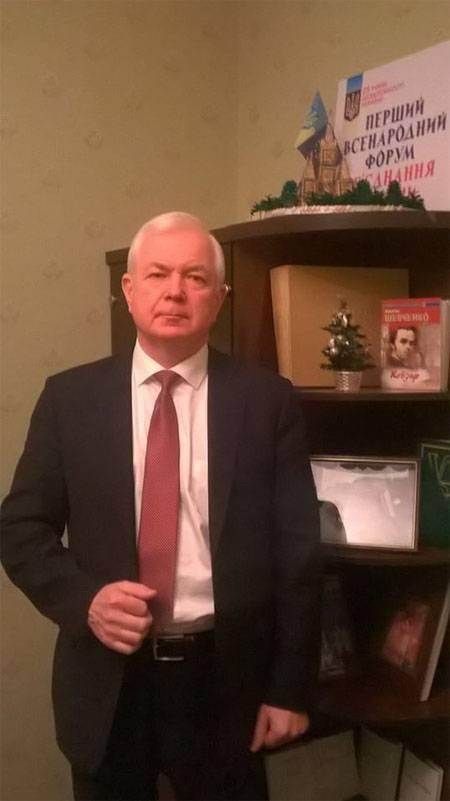 SVR 전 우크라이나 대표 : 유럽에서 반 우크라이나 연방 벨트 형성 가능