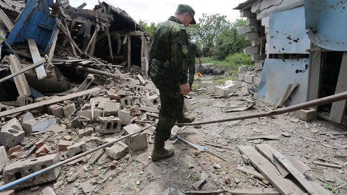 """DNR: na situação Donbass está perto do """"ponto de não retorno"""""""