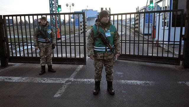 Polônia bloqueou o trânsito de mercadorias ucranianas