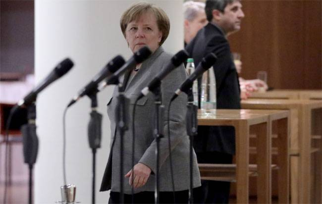 """The failure of """"Jamaica"""": Merkel could not create a broad coalition in the Bundestag"""