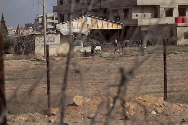 Funzionari della SAR turca negoziano con i militanti Jebhat al-Nusra