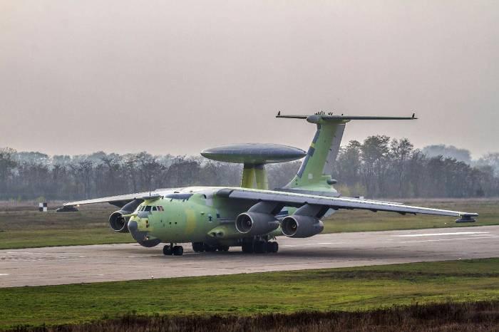 Russian A-100 will provide UAV control