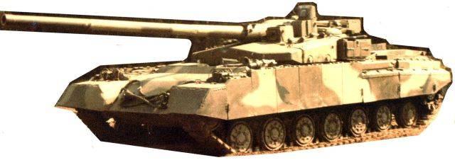 """소련의 비밀 탱크 """"개체 490"""""""