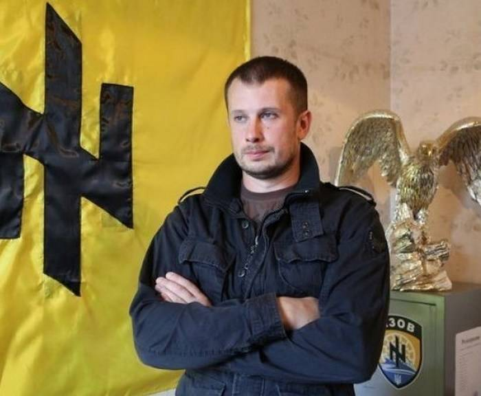 "The commander of ""Azov"" called a way to return the Crimea"