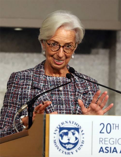 IMF는 우크라이나에 대한 예산 매개 변수 2018를 설정했습니다.