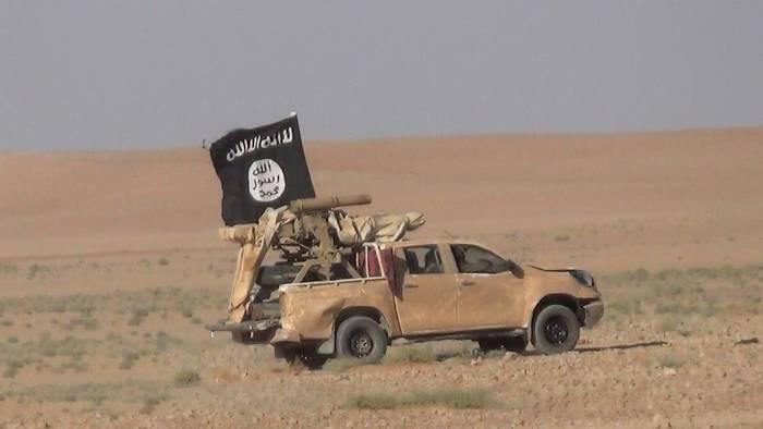 ABD koalisyonu, IG * tarafından üç yıl boyunca öldürülen militanların sayısını aradı