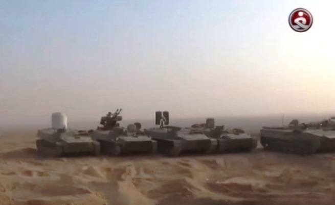 The number of MT-LB used in Syria has increased significantly