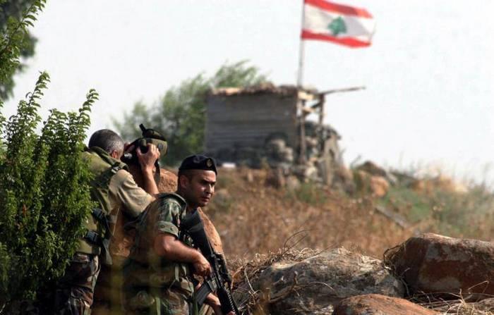 L'esercito libanese ha messo in allerta