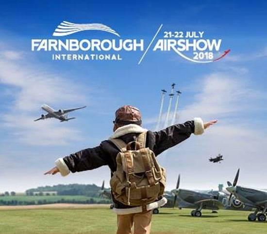Nochmal Scheiße ... Großbritannien hat Russland verboten, militärische Ausrüstung in Farnborough auszustellen
