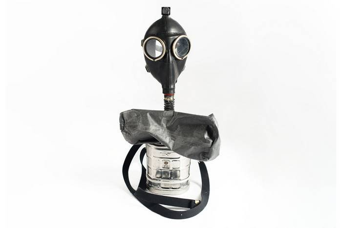 """""""Negotiating"""" gas masks arrived in the chemical protection units of the Strategic Missile Forces"""