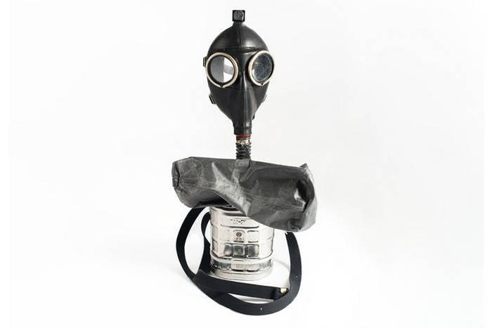 """Les unités de défense chimique des forces de missiles stratégiques ont reçu des masques à gaz """"en négociation"""""""