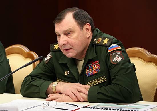 Bulgakov ha verificato lo stato del sistema MTO in Crimea