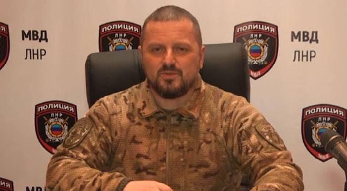 И.Корнет заявил о выявлении агентов спецслужб Украины в структурах власти ЛНР