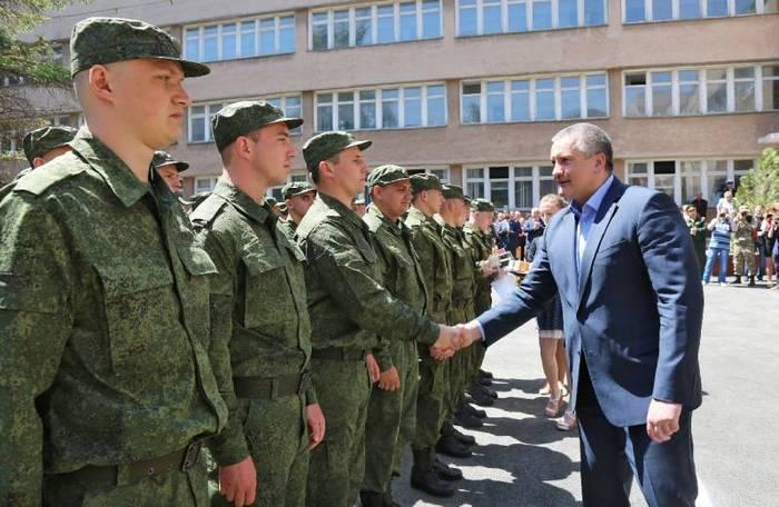 Kiev, Rusya'dan ordudaki Kırım çağrısını iptal etmesini istedi