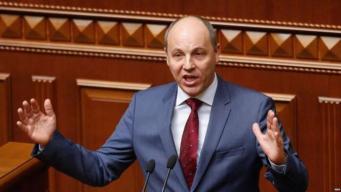 Parubiy a accusé la Russie de détériorer les relations entre l'Ukraine et la Biélorussie