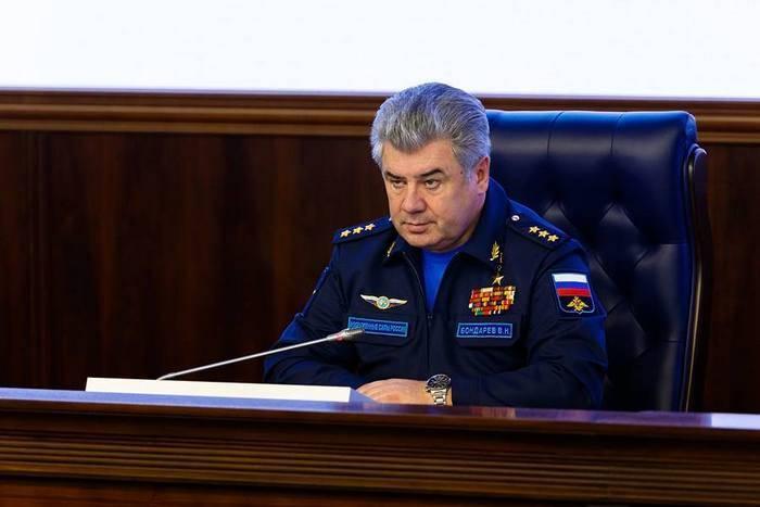 Bondarev habló sobre el volumen del nuevo programa estatal.
